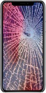 iPhone X Cassé