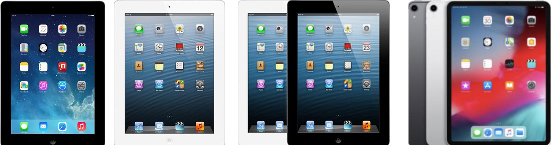 iPad Menton
