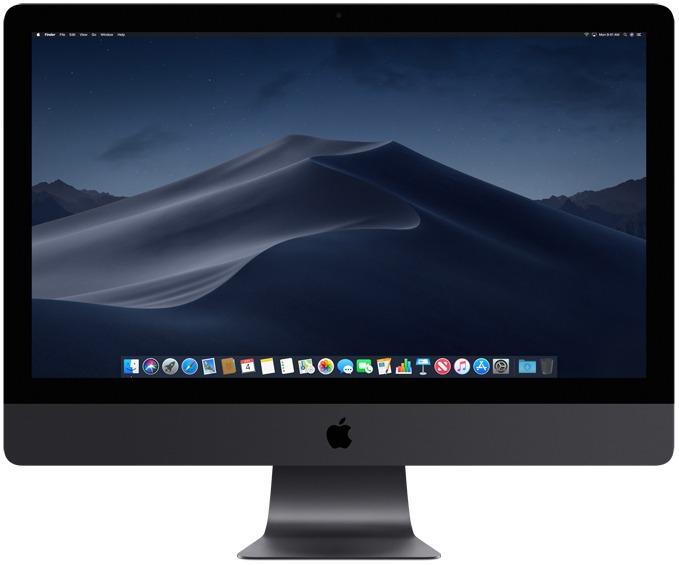 iMac Menton