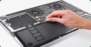 Remplacement batterie ordinateur portable