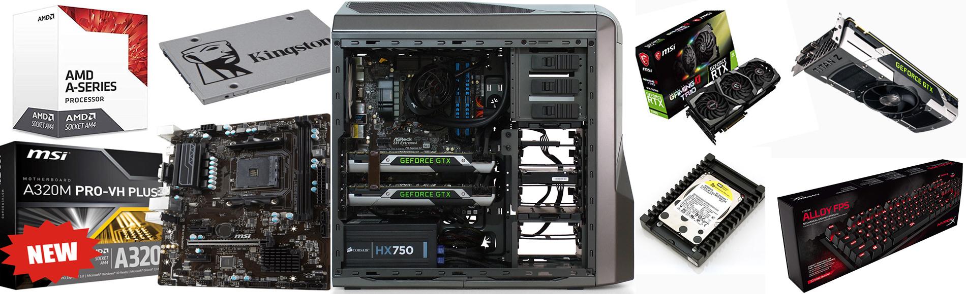 Assemblé PC
