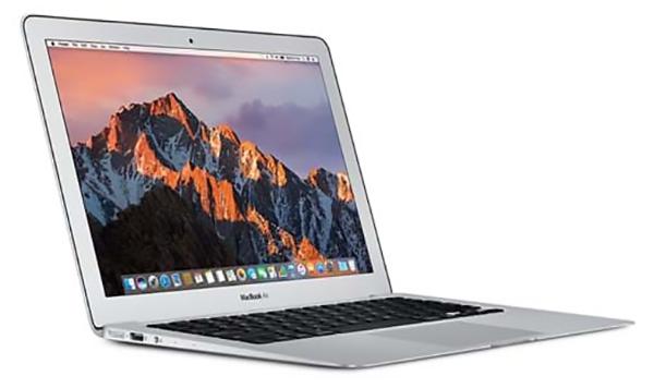 MacBook-air Menton